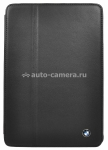Кожаный чехол для iPad mini BMW Signature Flip, цвет black (BMFCMPLB)