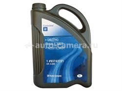 Масло General Motors 5W-40 GM OIL, ENG 93743721, 6л